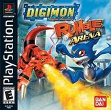 Digimon Rumble Arena (PlayStation)