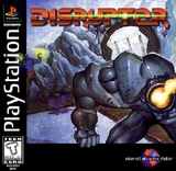 Disruptor (PlayStation)