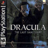 Dracula: The Last Sanctuary (PlayStation)