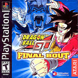 Dragon Ball GT: Final Bout (PlayStation)