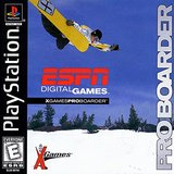 ESPN X-Games: Pro Boarder (PlayStation)