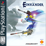 Einhander (PlayStation)