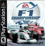 F1 Championship Season 2000 (PlayStation)