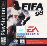 FIFA 98: Road to World Cup (PlayStation)