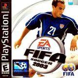 FIFA Soccer 2003 (PlayStation)
