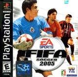 FIFA Soccer 2005 (PlayStation)