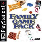 Family Game Pack (PlayStation)