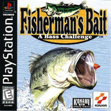Fisherman's Bait: A Bass Challenge (PlayStation)