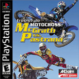 Freestyle Motocross: McGrath vs. Pastrana (PlayStation)