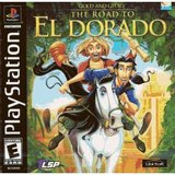Gold and Glory: The Road to El Dorado (PlayStation)