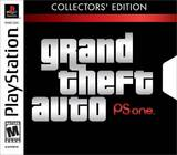 Grand Theft Auto -- Collector's Edition (PlayStation)