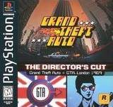 Grand Theft Auto: Director's Cut (PlayStation)