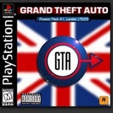 Grand Theft Auto: Mission Pack #1: London 1969 (PlayStation)