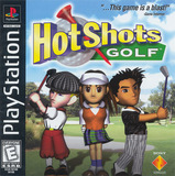 Hot Shots Golf (PlayStation)