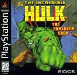 Incredible Hulk: The Pantheon Saga, The (PlayStation)