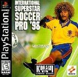 International Superstar Soccer Pro '98 (PlayStation)