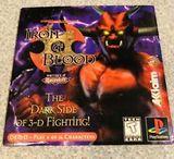 Iron & Blood: Warriors of Ravenloft -- Demo (PlayStation)