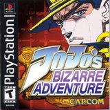 JoJo's Bizarre Adventure (PlayStation)
