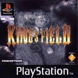 King's Field -- PAL Version (PlayStation)