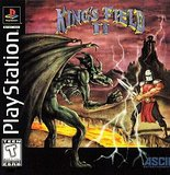 King's Field II -- USA Version (PlayStation)
