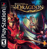 Legend of Dragoon, The (PlayStation)