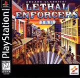 Lethal Enforcers I & II (PlayStation)