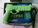 Light Gun Controller -- Konami Justifier (PlayStation)