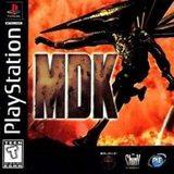 MDK (PlayStation)