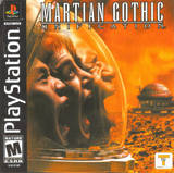 Martian Gothic: Unification (PlayStation)