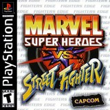 Marvel Super Heroes vs. Street Fighter (PlayStation)
