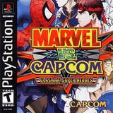Marvel vs. Capcom: Clash of Super Heroes (PlayStation)