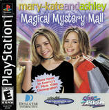 Mary-Kate and Ashley: Magical Mystery Mall (PlayStation)