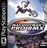 Mat Hoffman's Pro BMX (PlayStation)
