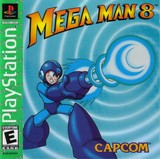 Mega Man 8 -- Greatest Hits (PlayStation)