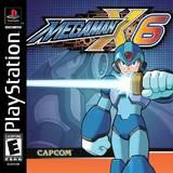 Mega Man X6 (PlayStation)
