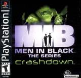 Men In Black: The Series: Crashdown (PlayStation)