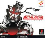 Metal Gear Solid Integral (PlayStation)