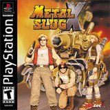 Metal Slug X (PlayStation)