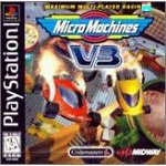 Micro Machines V3 (PlayStation)