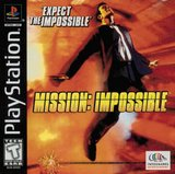 Mission: Impossible (PlayStation)