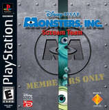 Monsters, Inc.: Scream Team (PlayStation)
