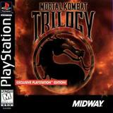 Mortal Kombat Trilogy (PlayStation)