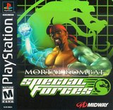 Mortal Kombat: Special Forces (PlayStation)