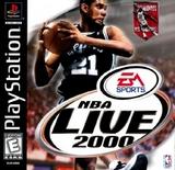 NBA Live 2000 (PlayStation)