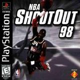 NBA ShootOut '98 (PlayStation)