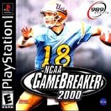 NCAA GameBreaker 2000 (PlayStation)