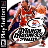 NCAA March Madness 2000 (PlayStation)