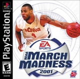 NCAA March Madness 2001 (PlayStation)