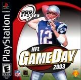 NFL GameDay 2003 (PlayStation)
