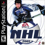 NHL 2001 (PlayStation)